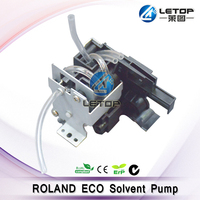 Best Price!!!!!Roland ink pump eco solvent ink pump for Roland FJ740/540 printer dx4