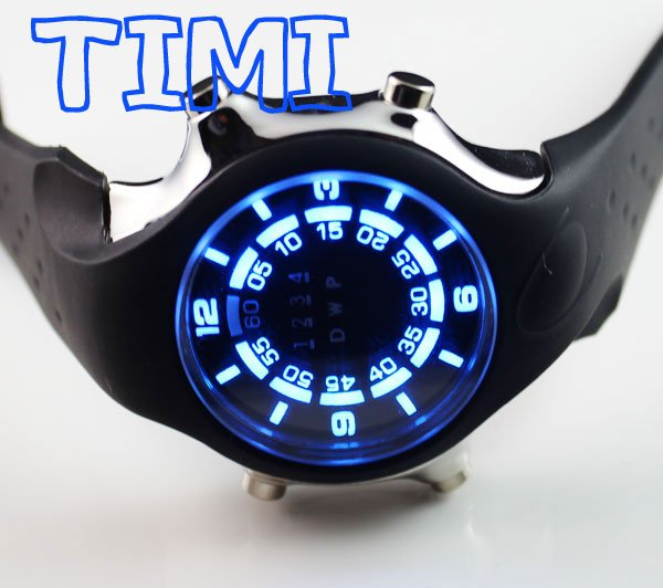 Digital Watches Watches Tvg Pride New Design Led Binary Mens Sport Wrist Watches X6 Waterproof Wholesale China Flash