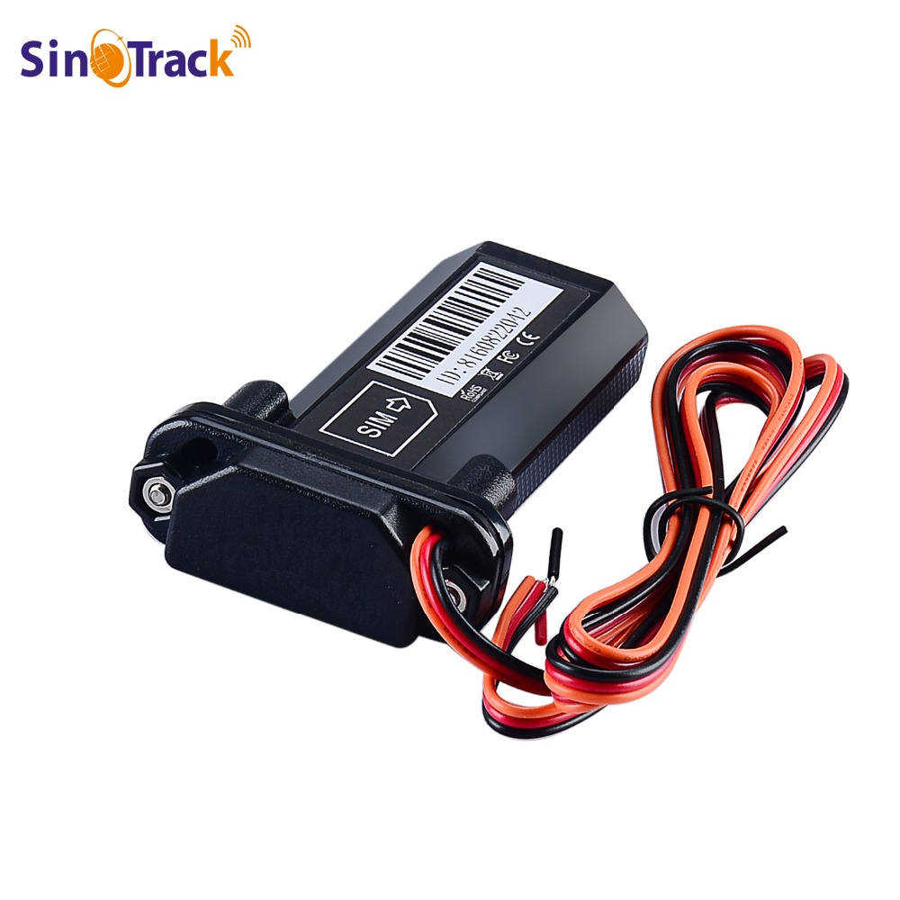 Best Cheap China GPS Tracker Vehicle Tracking Device Waterproof motorcycle Car Mini GPS GSM SMS locator with real time tracking gsm gprs gps car motorcycle anti theft satellite locator red black