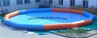 Kommerziellen aufblasbaren pool für verkauf gute qualität aufblasbaren pool für den sommer