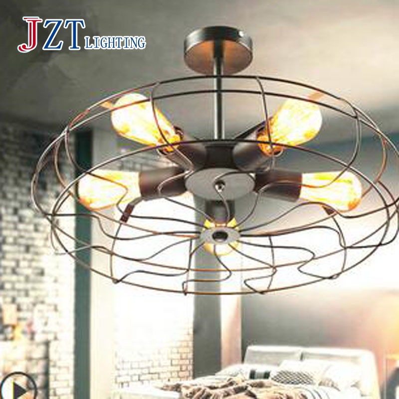 T Vintage Creative Chandelier American country style LOFT industrial Iron light for the bar bedroom study room coffee shop стоимость