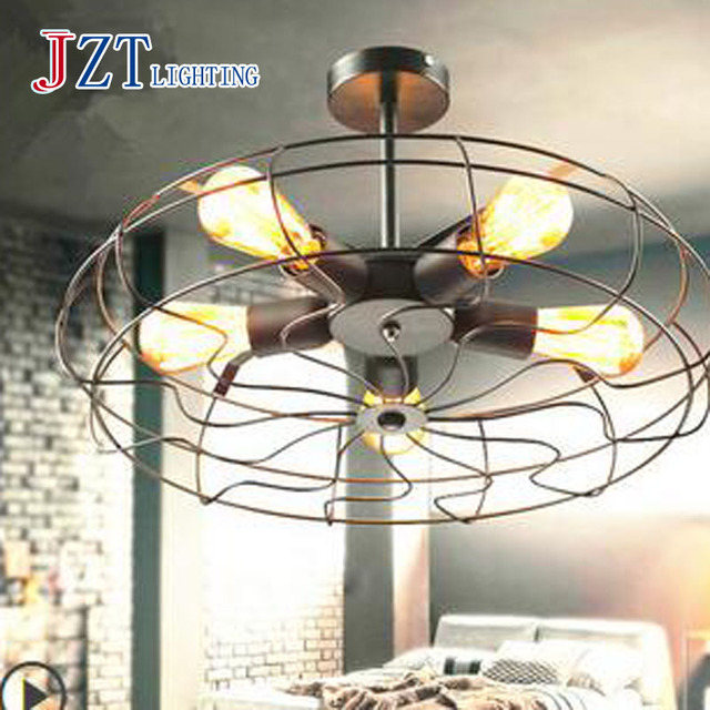 t vintage creative chandelier american country style loft industrial iron light for the bar bedroom study american country style loft