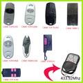Vino TOP432NA TOP432EE TOP432EV copia vino TAM432SA TOP432S control remoto 433,92 MHz vino control remoto (con batería)