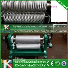 Best sale manual comb foundation machine 86*250 beeswax machine beeswax foundation machine