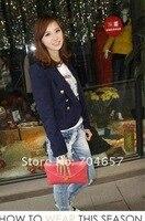 женская полиуретан вручную мешок, сумма, сцепление мешок, Clone naples сумка, dlutch цвет по соль