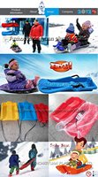 бесплатная доставка распродажа дети зимой на открытом воздухе снег предновогодние sana - 40 комплект /много