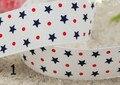 """[IuBuFiGo] 10 ярдов 3/""""(9 мм) якорная лента корсажная печатная упаковочная лента с лодкой 10Y1357"""