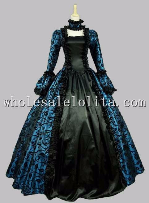 Masquerade dress
