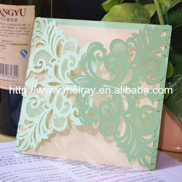 Mint Green Wedding Invitations gangcraftnet