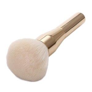 1pc Singel Face Makeup Brushes Powder Foundation Blush Make Up Brush Beauty Cosmetics Tool maquiagem Dropshipping(China)