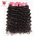 "12-24"" 4pcs/lot With Mixed Lengthes Italian Curl Grade 6A cuticle Virgin Malaysian hair extensions weaves DHL Free Shipping"