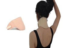 Health care Neck support Negative Ions and Far-infrared Protector Cervical vertebra and muscle strain with Spinning bag