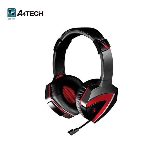 Игровая гарнитура A4Tech Bloody G500