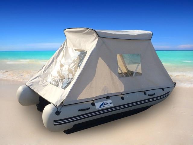 Goethe 330cm Inflatable Camaran Boat Tent Inflatable boat Tent & Goethe 330cm Inflatable Camaran Boat Tent Inflatable boat Tent-in ...