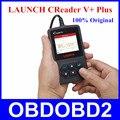 Lançamento Creader V + OBDII Scanner Código CReader V Plus 100% Suporte Multi-Línguas Originais Mesmo Como Creader VI frete Grátis