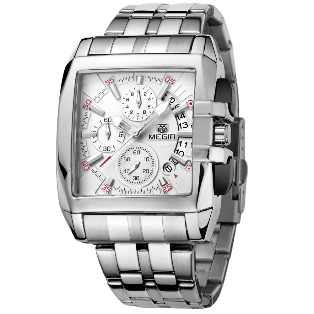 Aliexpress.com : Buy 2017 megir mens watches top brand ...
