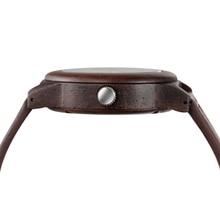 SKONE Male Date Natural Sandalwood Watches Men Casual Watch Antique Quartz Maple Wooden Wristwatches Hours Relogios masculinos