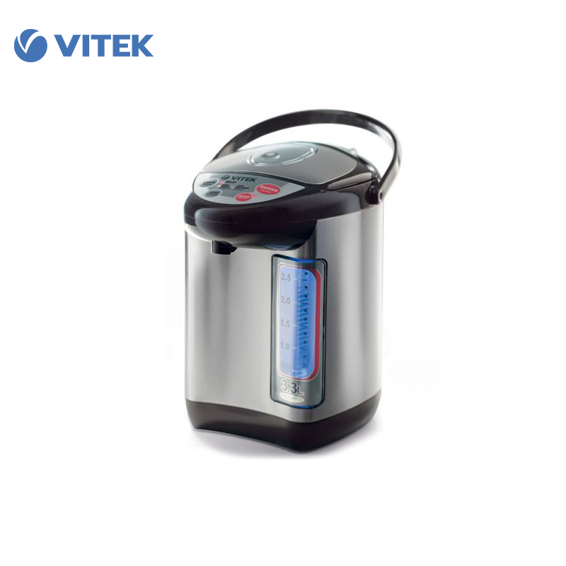 Thermopot Vitek VT-1187 electric kettles pot teapot thermo Household pot Quick instant Heating  Boiling Pot metal large capacity three layer bean sprouts machine domestic automatic large capacity bean sprouts bean sprouts pot sprout pot bud pot