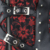 Burvogue Sexy Huesos de Acero Steampunk Corsés y Bustiers de Underbust Dobby Cintura Trainer Control Faja de Cintura Que Adelgaza el Corsé