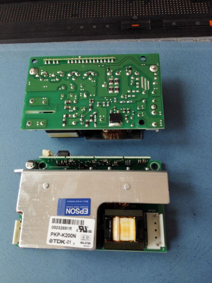 PKP-K200N zavorra consiglio per Epson EB-EB-84e EB-84he EB-85 EB-824 EB-825 EB-826W EMP-/84he EMP-D290/EB-X7/EB-X8/EB-W7