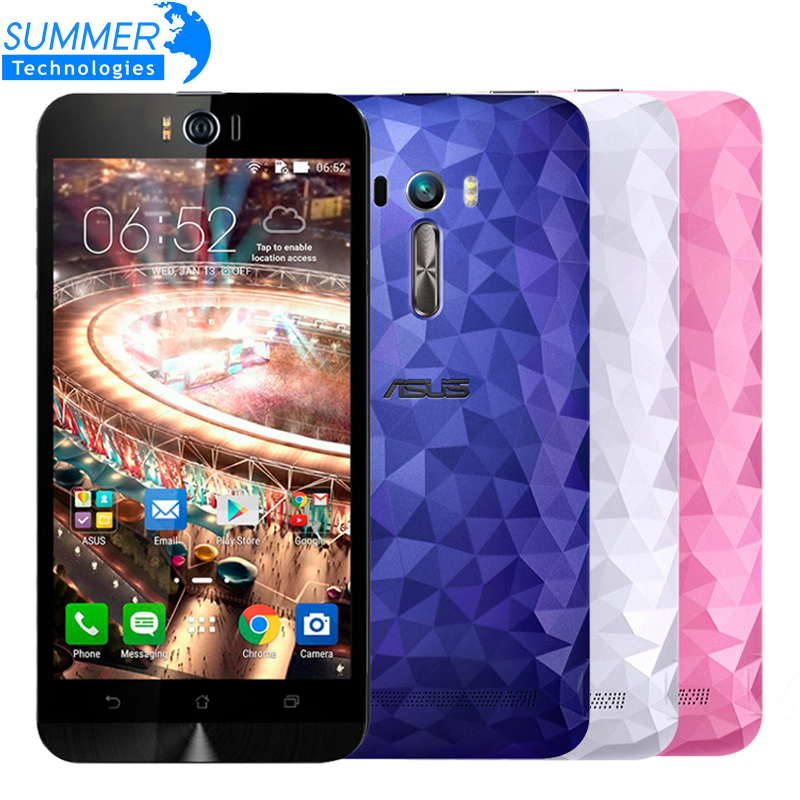 "Original Asus Zenfone Selfie ZD551KL 4G LTE 5.5"" Android 5.0 Cell Phone 13.0 MP Camera Octa Core 3GB RAM Smartphone"
