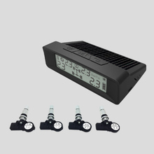 Wireless Tire Pressure Monitoring System Car TPMS with 4pcs Internal sensor