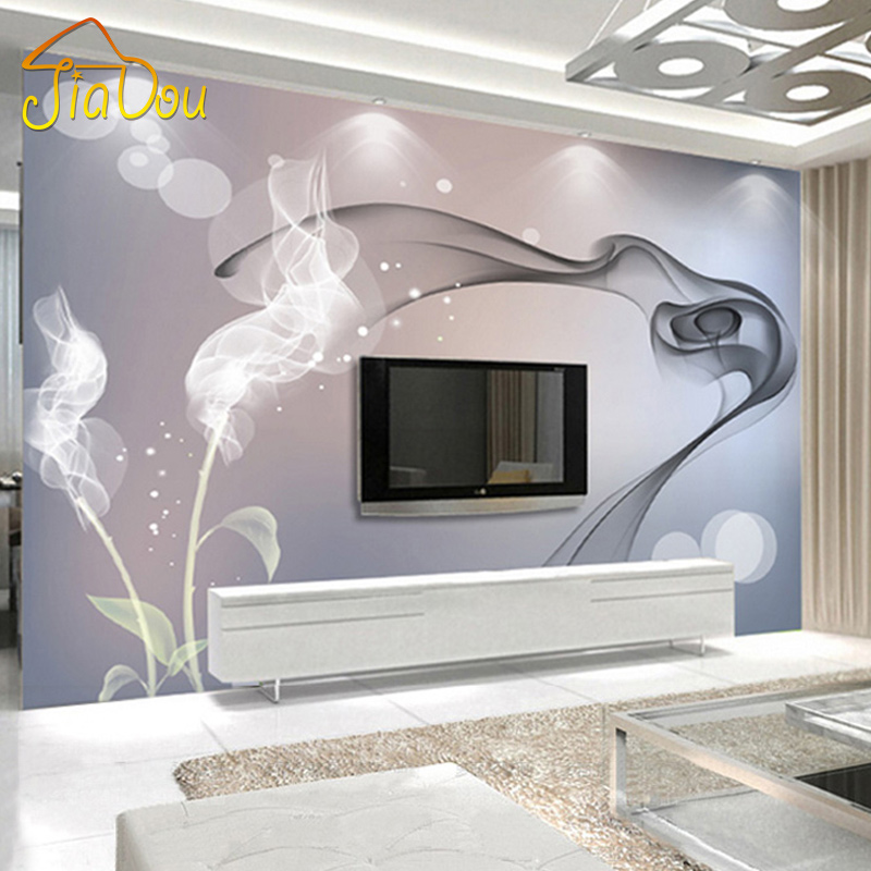 Custom mural wallpaper personalized non woven wall for Custom mural wall covering