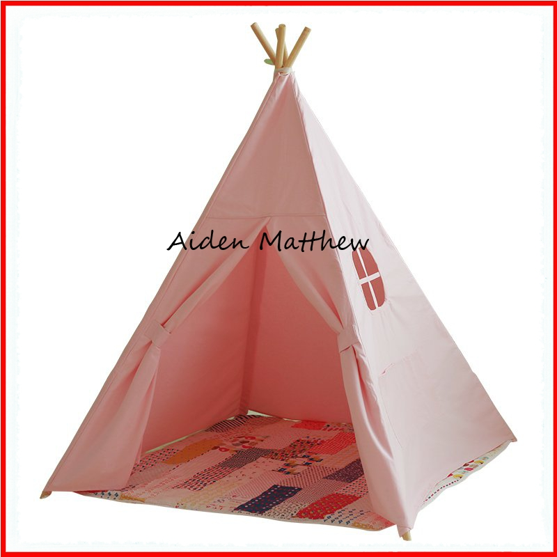 Hot Sale Eco Friendly Tent Children Cotton Canvas hot sale cayler