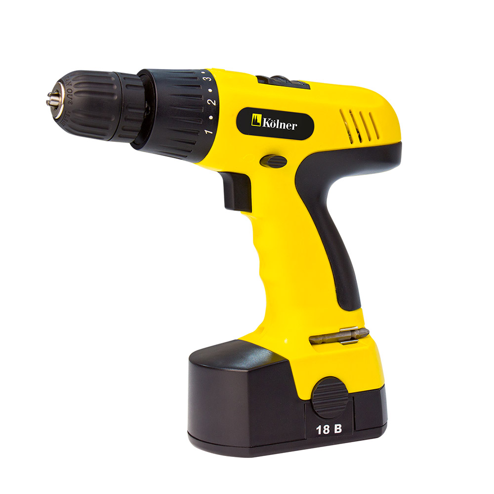 Cordless Drill/Driver Kolner KCD 18/2C free shipping 10pcs 1gc14211 1gc1 4211