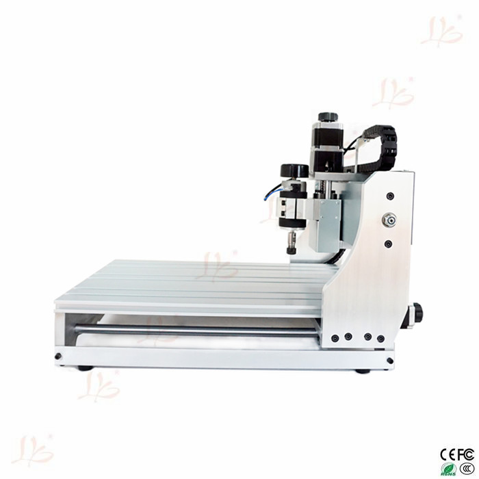 free shipping CNC milling machine 4030T-D300 300w spindle Router Engrave mini cnc Milling Machine eur free tax cnc 6040z frame of engraving and milling machine for diy cnc router