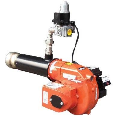 Heating equipment Bairan nature gas burner BG35