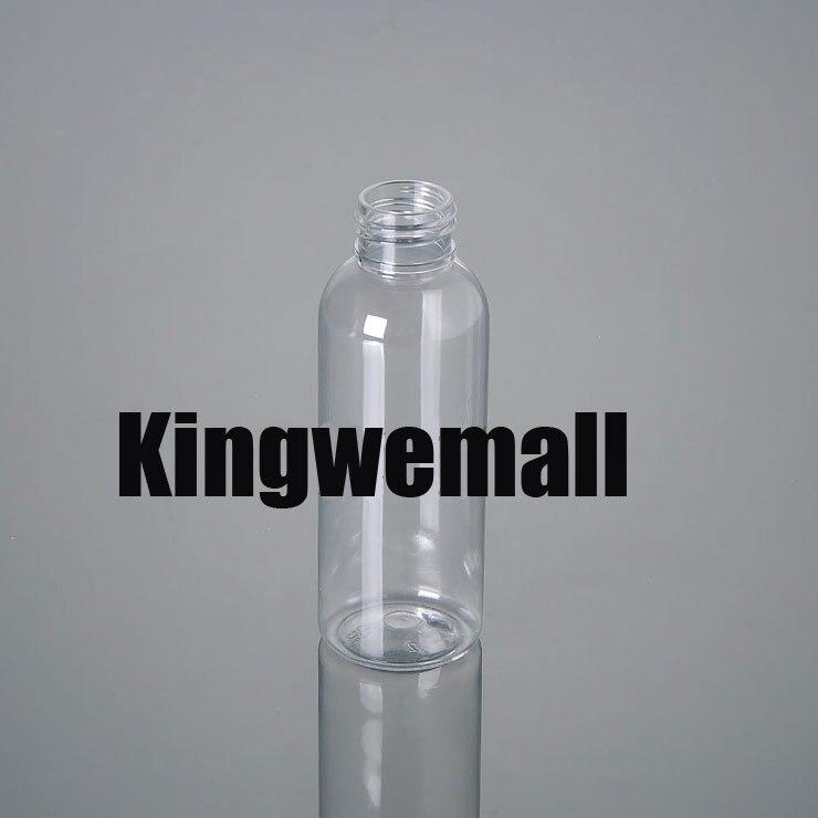 300 шт./лот 100 мл ПЭТ пластиковая бутылочка с дозатором. Пробник шампуня бутылочки, гель для интимной гигиены бутылочка лосьона для рук PTG32-1