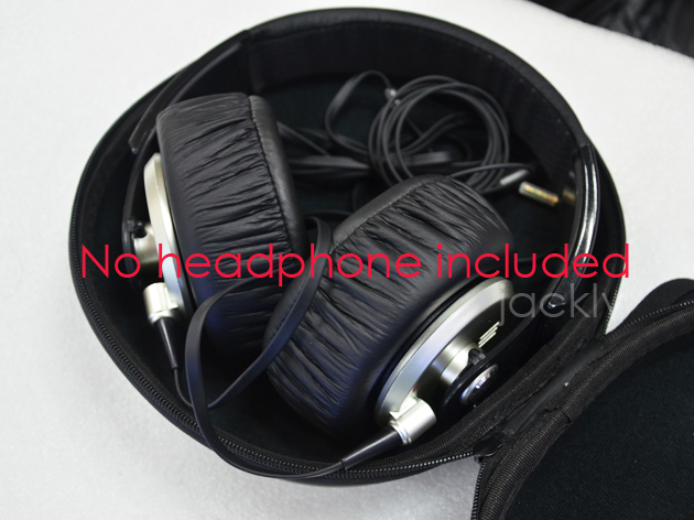 UT85OaAXjBbXXagOFbXy headphone case pouch bag for sony mdr xb500 xb700 xb 500 xb 700  at bakdesigns.co