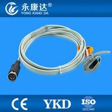 Schiller SM784 Neonate Silicon Wrap spo2 sensor(Nellcor module),7pins