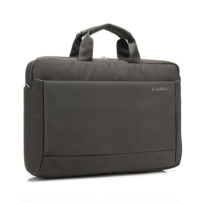 XSKN 15.6 Inch Big Capacity Laptop Handbag Notebook Bag handbag protective case Briefcase For Macbook 13 Air Pro Retina Hp Sony