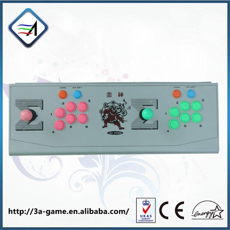 Amusement Arcade Game Machine Kit arcade Controller with Game Board 645 games Pandora Box 4