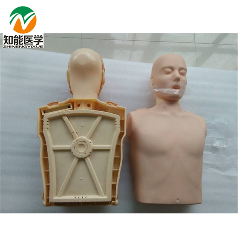BIX/CPR100A Half-Body Electronic CPR Training Manikin / Adult CPR Half Body Model W105 bix lv12 fully functional the lower half body bandaging model