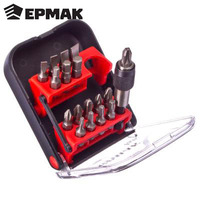 SET OF SCREWDRIVER ERMAK tool key drill repair discount home wheel trumpet free shipping bolt cutter bit screwdriver 657 008