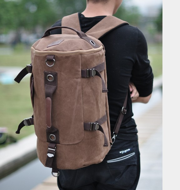 Aliexpress.com : Buy New 2015 Designer cool canvas backpack men ...