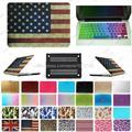 "2in1 freeship colorful Hard Case shell For mac Macbook Air Pro Retina 11"" 12"" 13"" 15"" + Jpan Japanese Keyboard Skin Cover"