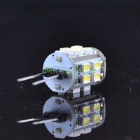 новое постулат в G4 из светодиодов Лампа лампы для блеск crystallights постоянного тока 12 в 20 3020 смд высокую яркость холодный белый бесплатная доставка 10 шт./лот