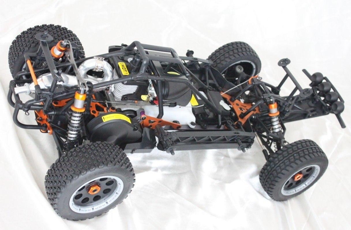 Baja T1000 rc автомобиль газ с gt3b пульт дистанционного управления