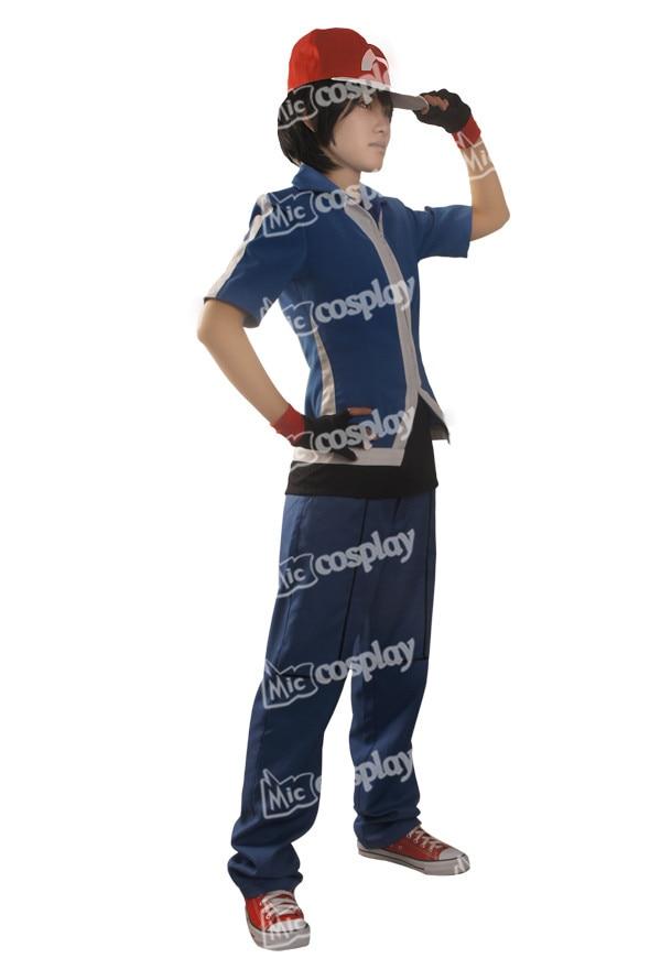 Ash Ketchum Cosplay костюмі Unisex - Костюмдер - фото 5