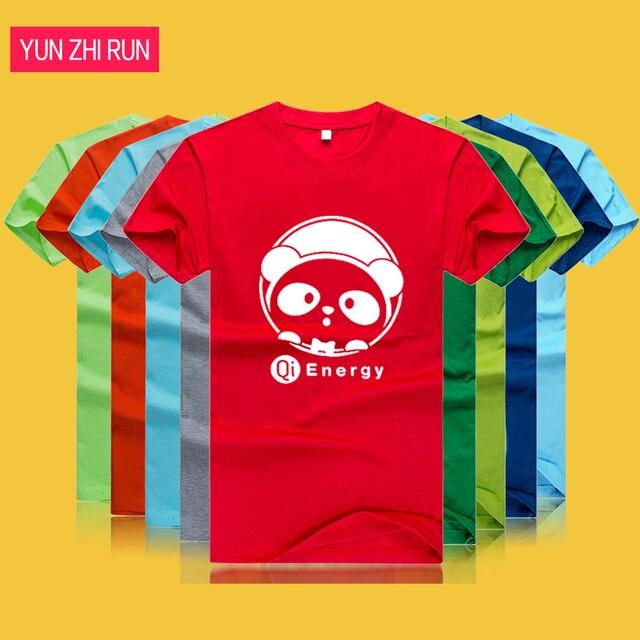 35% algodón camiseta publicidad LOGOTIPO personalizado DIY personalizado  patrón de impresión bordado diseño camisetas de 8997828f6ef84