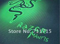 конкурентные игры! компания Razer богомол управления / скорость коврик для мыши хl 350 * 260 * 3.5 мм утолщаются бесплатная доставка