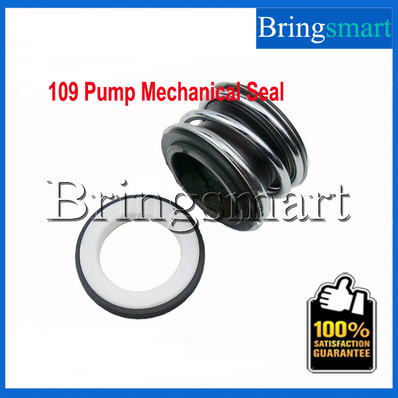 Bringsmart Free shipping 109 series water pump mechanical oil seal water seal pump accessories серьги sokolov 94022397 s