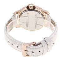 хороший caiqi женские наручные часы с римскими цифрами указывают время кварц циферблат красный кожаный ремешок