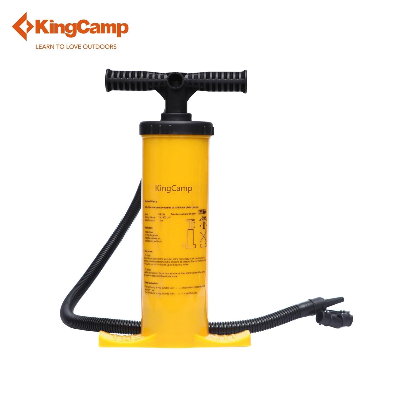 KingCamp DOUBLE ACTION AIR PUMP Hand Pump kingcamp child action 3834