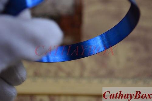 И мужские синие 316L браслет из нержавеющей стали, молитвенные Библейские стихи