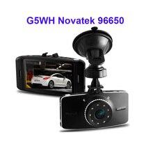 G5WH Novatek 96650 carro gravador Full Hd 1080p Video Dash Camera 30 fps 170 Degreee+Motion Detection+G-Sensor Free Shipping!!